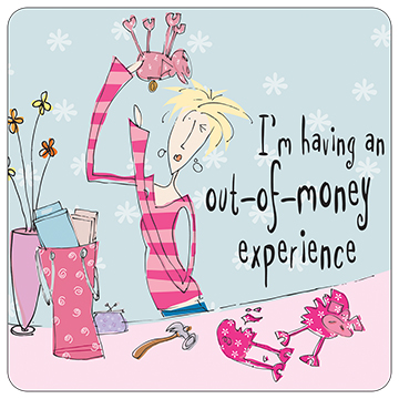 Out of Money Experience