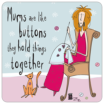 Mums Like Buttons