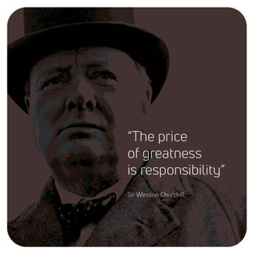 Winston Churchill - The Price off Greatness