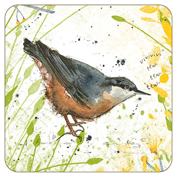 Michelle Campbell Nuthatch BG